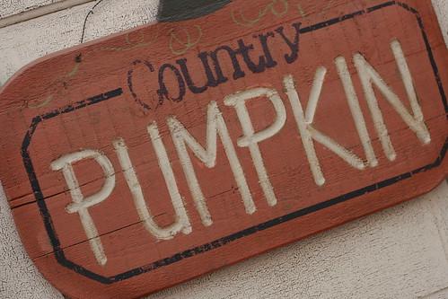 Bumpkin Pumpkin