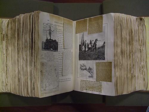Theodore Roosevelt Scrapbook-Dblpg4