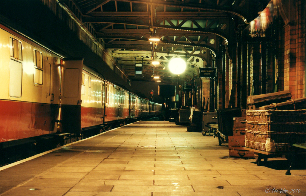 Loughborough - Great Central Railway - November 1995