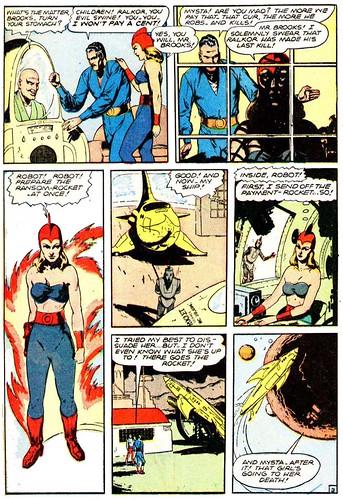 Planet Comics 43 - Mysta (July 1946) 02