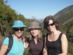 Katy, Rebeca y Consuelo