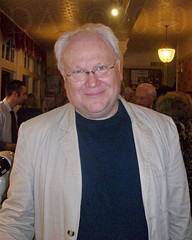 Colin Baker as Inspector Morse House Of Ghosts