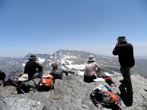 Subir a Sierra Nevada