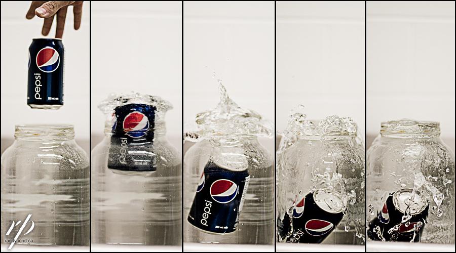 ~ 292/365 Pepsi Drop ~