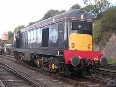 DSCN6501 - BR Class 20 D8188 (SVREnthusiast) Tags: severnvalleyrailway svr severnvalley severn valley railway brclass20d8188 br class20 d8188