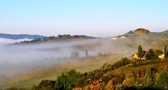 Pelago campagna (GiacomoMaria  ') Tags: fog nikon frog nebbia mists panorami nebbie pivi evanescente valdisieve