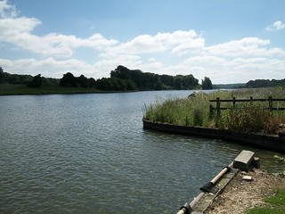 Lake and RHS slipway