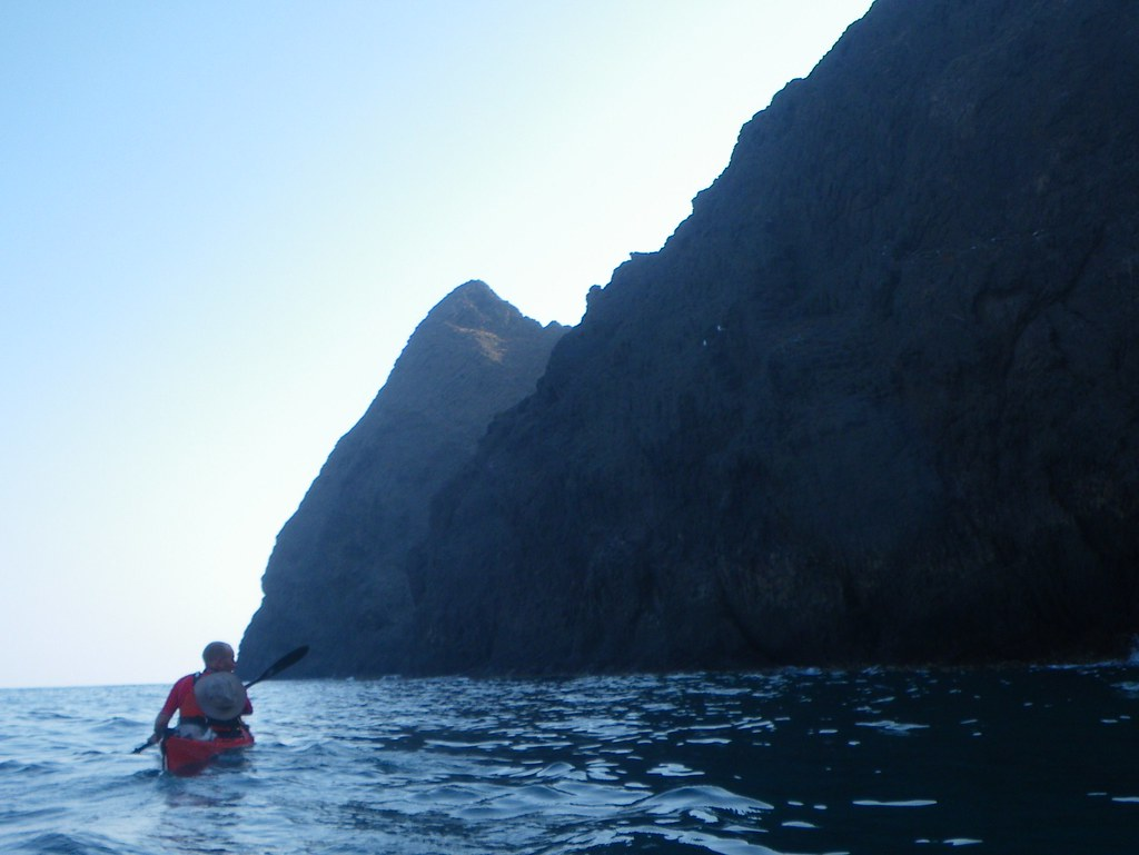 Cabo de Gata en kayak 486