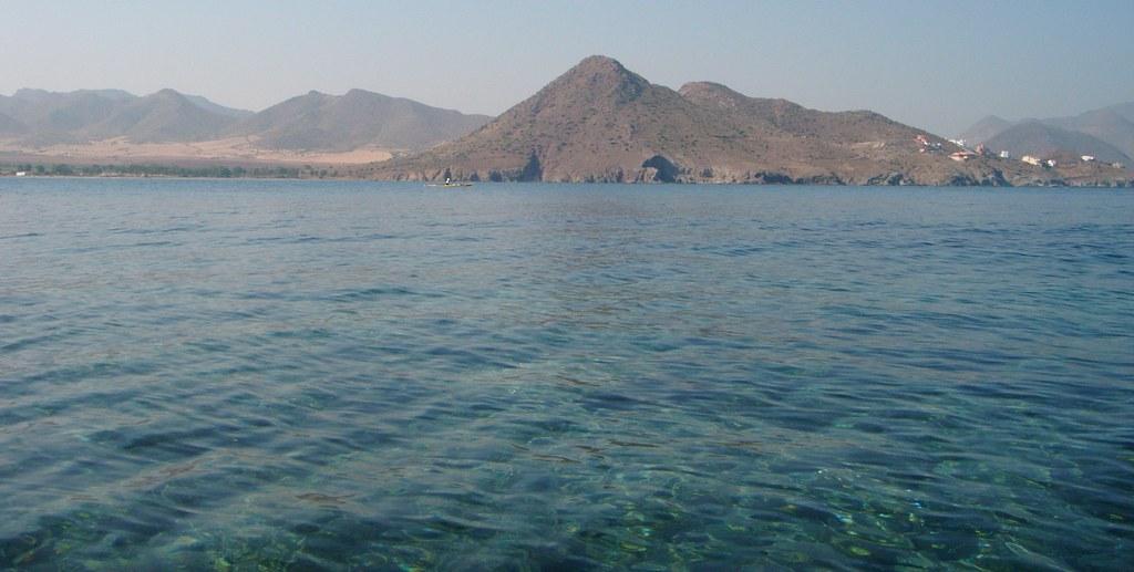 Cabo de Gata en kayak 730