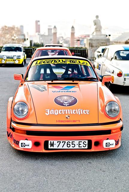 L1047453 - Porsche '934' Jagermenister