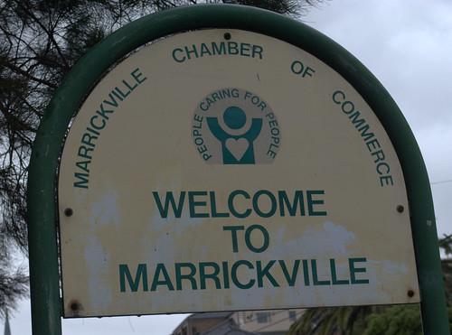 Marrickville