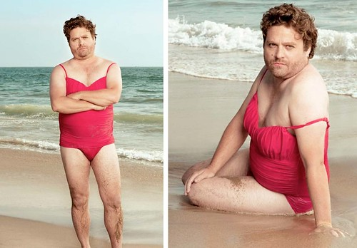 zach galifinakis swimsuit calandar