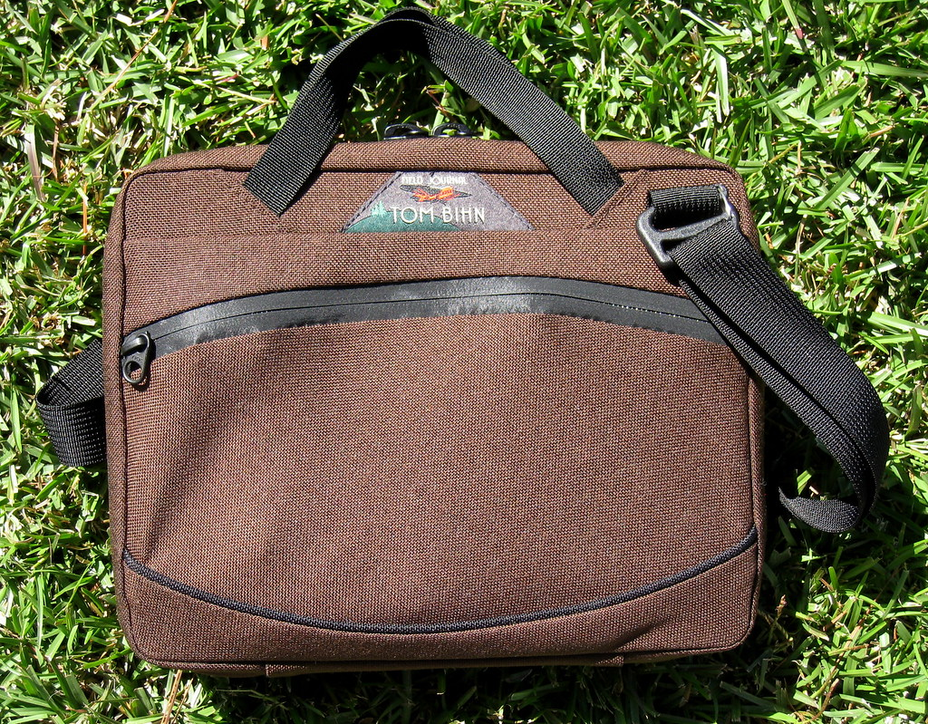 Tom Bihn Field Journal