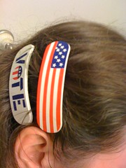election day accoutrements
