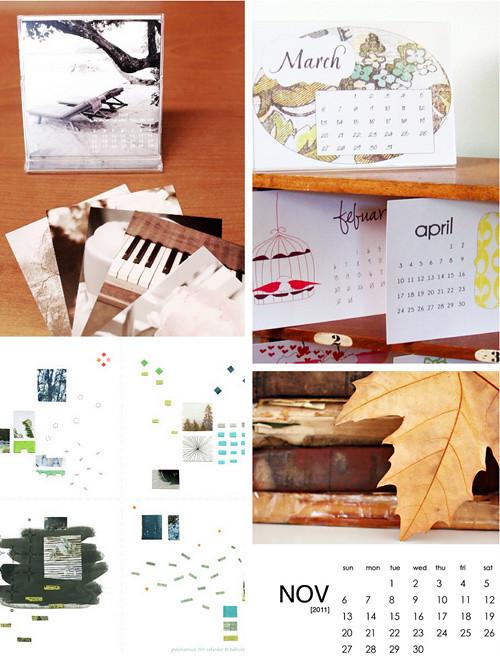 2011 Calendar Round-Up: Part 4