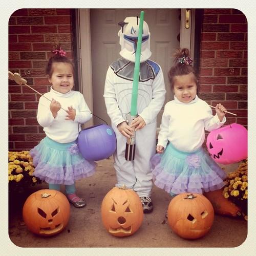 Happy Halloween from the Barelas!