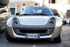 Smart 2-Door Roadster car (Jason Pier in DC) Tags: italy rome roma smart car silver nikon mercedesbenz 28 mb 70200 f28 sportscar roadster 70200mm 2door vr2 vrii d700 worldcars