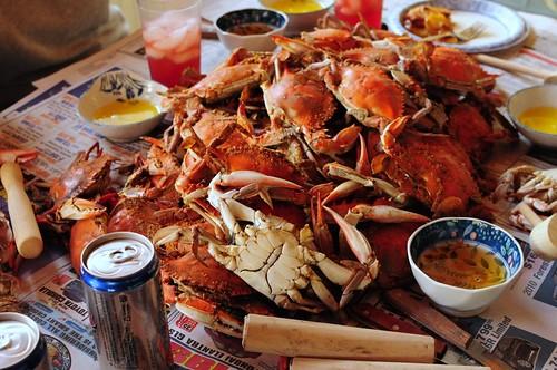 Crab Feast 1