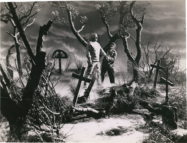 The Ghost of Frankenstein (Universal, 1942) 5