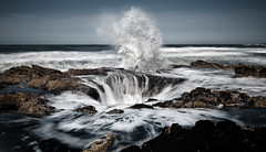 Thor's Well (Deej6) Tags: seascape oregon landscape coast pa