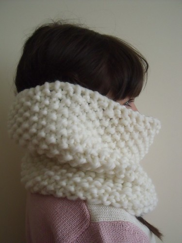 Christmas Gift # 1 : Snow Cowl
