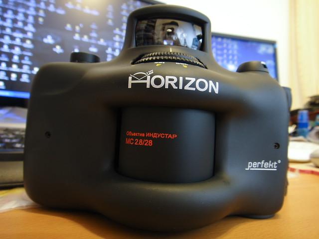Horizon Perfekt入手頭一炮