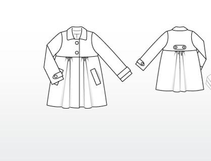 coat pattern