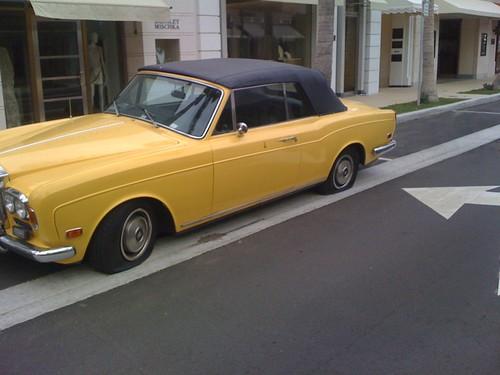 Yellow rolls
