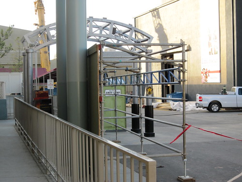November 13, 2010 Photo Update - Universal Studios Hollywood