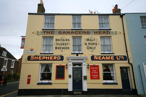 The Saracens Head, Deal