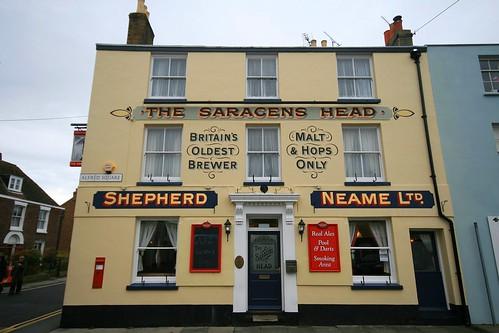 The Saracens Head, Deal