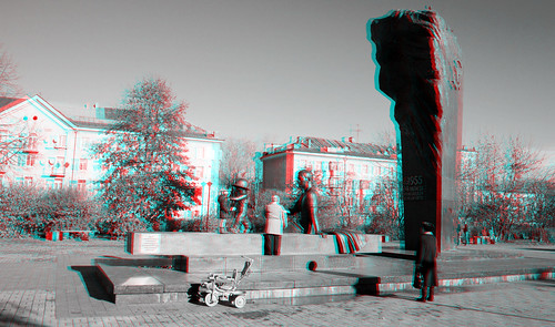 Cherepovets in 3d | Череповец в 3д