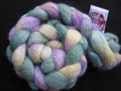 "4 oz BFL Wool Roving ""Lavender"""
