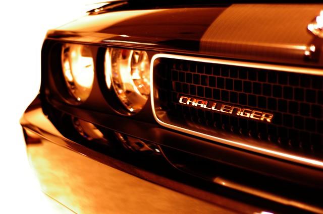 seattle autoshow dodge challenger 2011