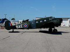 C-GZCE (BAE) (Steelhead 2010) Tags: beechcraft b18 ykf canadianwarplaneheritagemuseum creg cwhm cgzce