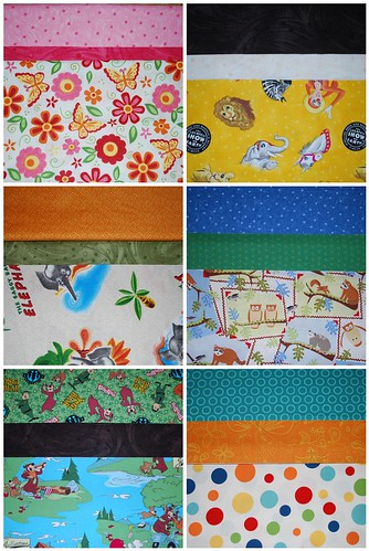 Spring Pillowcases for 1 Million Pillowcase Challenge
