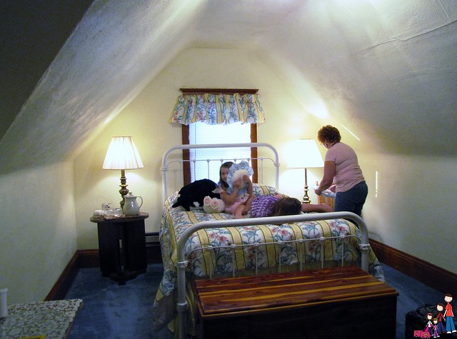 Room at Gloria's Coffee & Quilts B&B in Barnes, Kansas