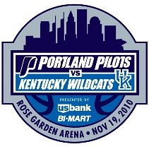 University of Portland Vs Kentucky Wildcats