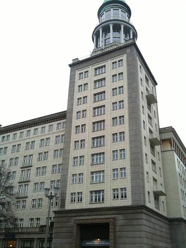 Berlin Grey Frankfurter Tor