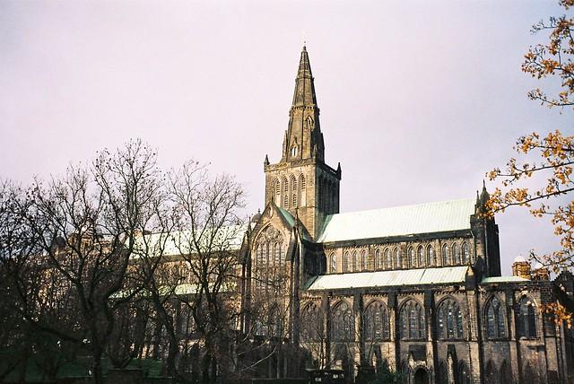 [mju:] :: 121110 :: Glasgow Catherdral #2
