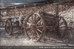 Once upon a time in the west... (Dss) Tags: california city trip travel usa west history america town experiments unitedstatesofamerica ghost places calico ghosttown hdr particulars abigfave
