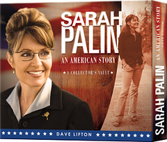 Sarah Palin An American Story slipcase
