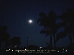 Paroquia Sao Jose do Jaguare - Noite com Lua (19/11/2010)