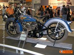 Harley Davidson VLD 1934