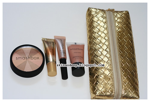 Smashbox The Gold List
