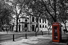 London Phone Booth (Francisco Diez) Tags: uk england blackandwhite bw london westminster silhouette thames dawn nikon downtown awesome housesofparliament londoneye parliament bigben clocktower ferriswheel riverthames hdr westminsterbridge fd palaceofwestminster diez fdiez nikond300s franciscodiez greatpicture ralphengham