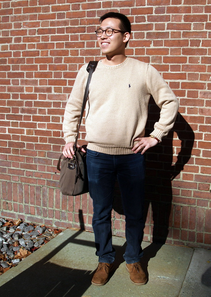 DannyJBeigeSweater