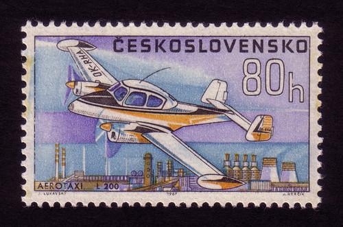 Aero taxi L-200