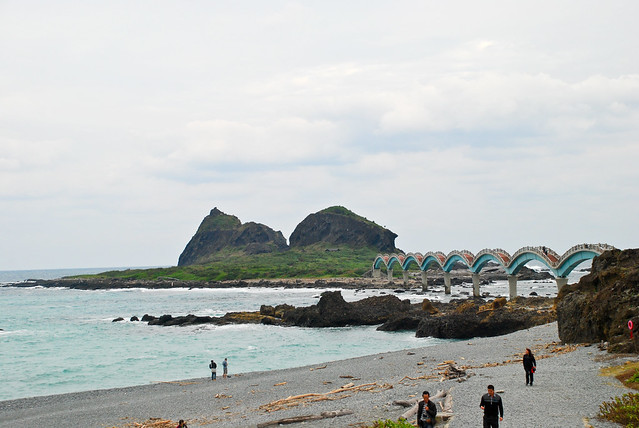 Nine Arch Bridge, Taiwan East Coast