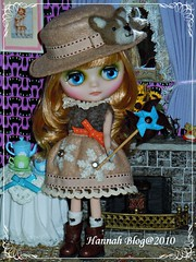Middle Blythe Macaron ~ New outfit